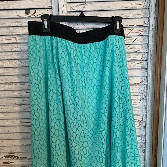 Lularoe Lola 2x Skirt